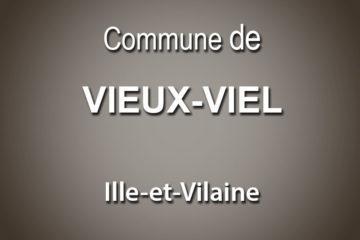 Commune de Vieux-Viel.